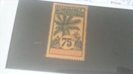 LOT 237521 TIMBRE DE COLONIE COTE IVOIRE NEUF* N�32 VALEUR 20 EUROS