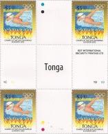 ton120601cg Tonga 2012 Summer Olympics, London Boxing Track Swimming 3 Cross Gutter Scott: 1185-7