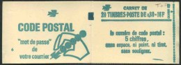 """1977/78 Francia, Libretto F.0,80 X 20 """"Sabine"""" Gomma Tropicale Nuovo,  Serie Completa Nuova (**) - Libretti"""