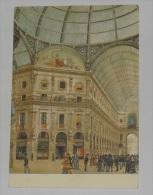 MILANO - Galleria Vittorio Emanuele II Del Pittore Morbelli - Milano