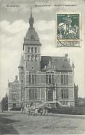 Brasschaet.    Gemeentehuis  -  1910 - Brasschaat