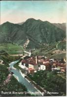 BAGNO DI ROMAGNA - Panorama  - Viaggiata 1960  - FG -           #01 - Forlì