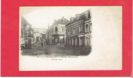 LA CHAPELLE MONTLIGEON 1900 GRANDE RUE CARTE PRECURSEUR EN TRES BON ETAT - Sonstige Gemeinden