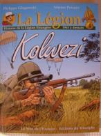 """LEGION  ETRANGERE  / Bande dessin�e """" KOLWEZI """""""