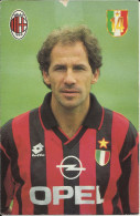 FRANCO BARESI - Cartolina Autografata  - FG -           #01 - Voetbal