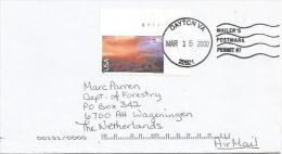 USA 2000 Dayton Grand Canyon World Heritage Site Cover - Eerste Uitgaves (FDC)