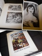 VERA ROCKLINE : Rare Catalogue Retrospective Expo 22 Mai 12 JUIN 1975 - Art