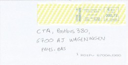 France 2011 Paris Louvre CTC Meter Franking EMA Neopost/Havas HP 126686 Cover - Marcofilie (Brieven)
