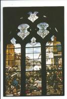 LADON (Loiret) - Vitrail Dans L'église (Combat De 1970) - Otros Municipios