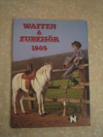 Catalogue De Vente De Répliques NEUMANN 1984/85. - Catalogs