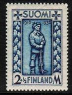 1938 Finland, Soldier **. - Finland