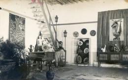 Poterie Catalane Sant Vicens - Coin De Salon Dans Le Hall D'exposition - Echelle Meunière - Perpignan