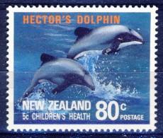 +K585. New Zealand 1991. Dolphin. Michel 1196. MNH(**) - Nuevos