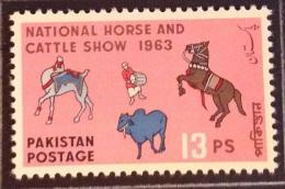 Pakistan MH* 1963 Sc 175 - Pakistan