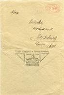 N2042 Brief DR St. AFS Altona N. Haideburg 29.5.23 - Deutschland