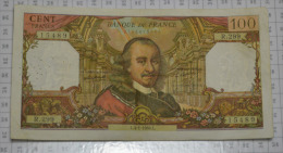 100 Francs Corneille:  R299, état TTB - 1962-1997 ''Francs''