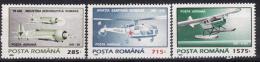 Roumanie 1995 - Yv.no.323-5  Neufs** - Posta Aerea