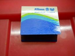 1 MATCHBOX - SEGUROS ALLIANZ - Scatole Di Fiammiferi