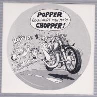 Kleber - Werner - Popper Überfahrt Man Mit'm Chopper - Rötger Feldmann - Brösel - Werner