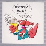 Kleber - Werner - Bleifreies Bier ! - Rötger Feldmann - Brösel - Werner