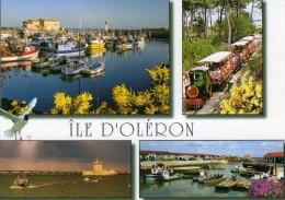 17 - ILE D'OLERON - Multi Vues - - Ile D'Oléron