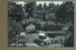 CHIETI-1957-LAGHETTO-VILLA COMUNALE - Chieti
