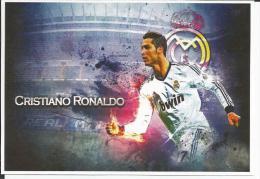 STICKER SIZE.7X10 CM. APROX - Cristiano Ronaldo - Otros