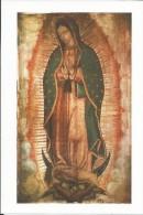 STICKER SIZE.7X10 CM. APROX - Virgen De Guadalupe - Stickers