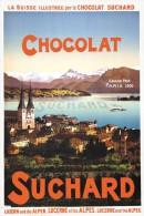 STICKER SIZE.7X10 CM. APROX - Vintage Advertising Poster - Otros