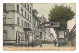 PARIS  12ème  /  LA  VILLA  DU  BEL-AIR , RUE  DU  NIGER  ( Institution De Demoiselles ) /  Edit.  F. FLEURY   N° 1101 - Paris (12)