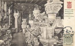 BRUXELLES ..-- MAISON Du ROI . MUSEE COMMUNAL . Vers BXL ( Mme COMENGE ) . Voir Verso . - Monumenten, Gebouwen