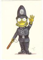 London Bobby - England - Politie-Rijkswacht