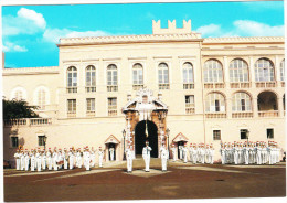 Monaco : S.A.S. Compagnie De Carabiniers     - Police, France - Politie-Rijkswacht