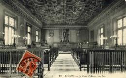 ROUEN - SEINE-MARITIME  (76)  -    CPA DE 1915. - Rouen