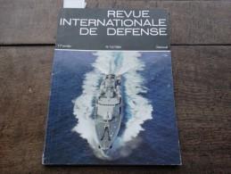 Revue Internationale De Défense N°10/1984 - Bateaux