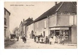 70-----SCEY SUR SAONE--rue Du Pont--voir 2 Scans - France