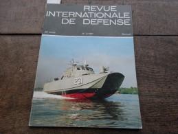 Revue Internationale De Défense N°2/1987 - Bateaux