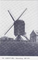 Windmolen Molen        Assent   Mierenberg                 Scan 9682 - Molinos De Viento