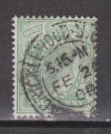 Engeland United Kingdom, Great Britain, Angleterre, Bretagne, King Edward VII, SG , Y&T 106 TOP CANCEL CRICKLEWOOD - 1902-1951 (Re)
