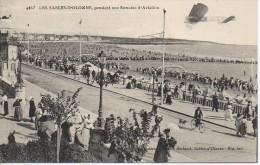 85 LES SABLES D'OLONNE , Pendant Une Semaine De L'Aviation - Sables D'Olonne