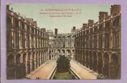Dépt 78 - ST GERMAIN EN LAYE - Intérieur De La Cour Du Château - - St. Germain En Laye (Schloß)