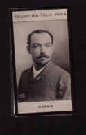 Petite Photo 1ère Collection Félix Potin (chocolat), Léon Marais, Comédien, Photo Paul Nadar, Paris, Vers 1900