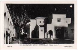 Maroc, Casablanca, La Nuit Calme, Dans La Cité Des Amours ! ... ( Prostitution, Photo Flandrin ) - Casablanca