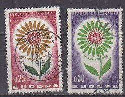 PGL CN234 - FRANCE N°1430/31 - Used Stamps
