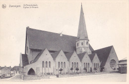ZWEVEGEM : St-Amanduskerk - Zwevegem