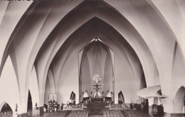 ZWEVEGEM : Binnenzicht Parochiekerk St Amandus - Zwevegem