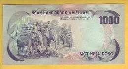 VIET NAM - Billet De 1000 Dong. 1972. Pick: 34a. NEUF - Vietnam