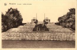 BELGIQUE - HAINAUT - MOUSCRON - MOESKROEN -  Le Parc - Entrée Principale. - Moeskroen