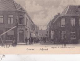 TORHOUT / THOUROUT : Hofstraat - Torhout