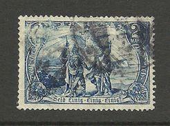 Deutsches Reich Michel Nr. 79A:  1902 Freimarken: Repräsentative Darstellungen Des Deutschen Kaiserreichs - Duitsland